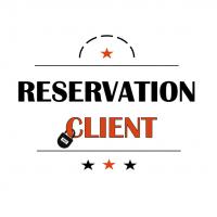 Réservation client